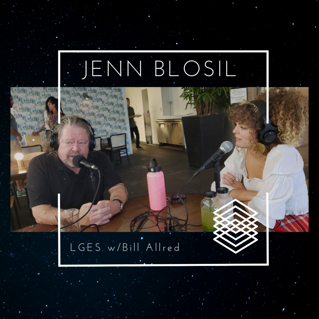 Bill and Jenn discuss the music industry